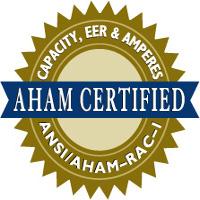 Winix AHAM certificate