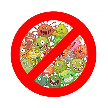 stop-bacteria